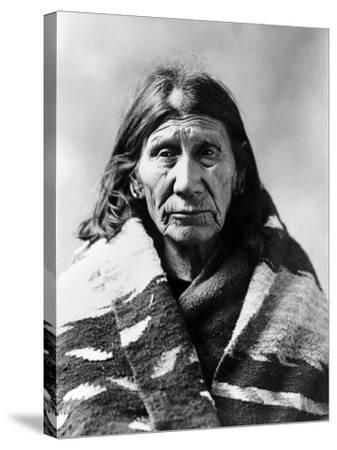 Mary Red Cloud, C1900--Stretched Canvas Print