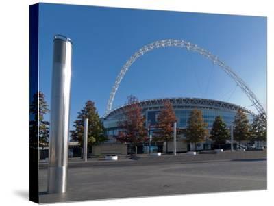 Wembley Stadium 2010, London, England, Uk-Charles Bowman-Stretched Canvas Print