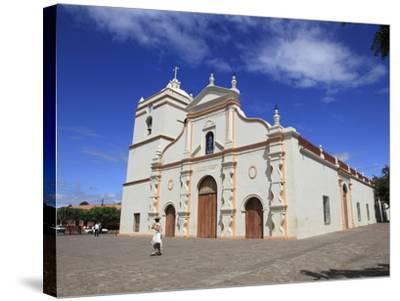 Parroquia De La Asuncion, Masaya, Nicaragua, Central America-Wendy Connett-Stretched Canvas Print