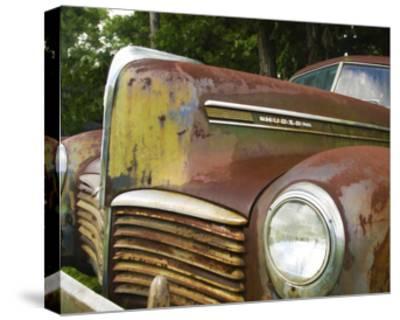 Rusty Hudson II-Danny Head-Stretched Canvas Print