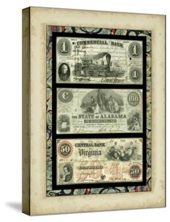 Money, Money, Money V--Stretched Canvas Print