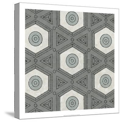 Caisson II--Stretched Canvas Print