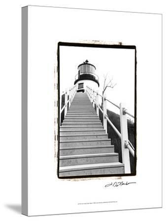 Owl's Head Light, Maine-Laura Denardo-Stretched Canvas Print