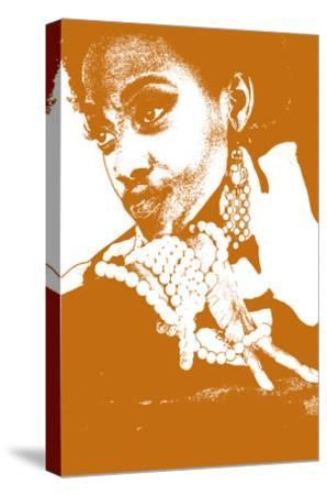 Aisha Brown-NaxArt-Stretched Canvas Print