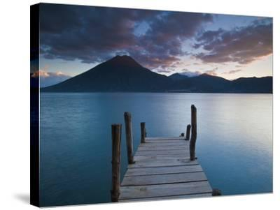 Lake Atitlan, Western Highlands, Guatemala, Central America-Ben Pipe-Stretched Canvas Print