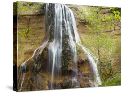 Smith Falls State Park in Cherry County, Nebraska, Usa-Chuck Haney-Stretched Canvas Print