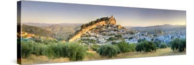 Spain, Andalucia, Granada Province, Montefrio Village-Michele Falzone-Stretched Canvas Print
