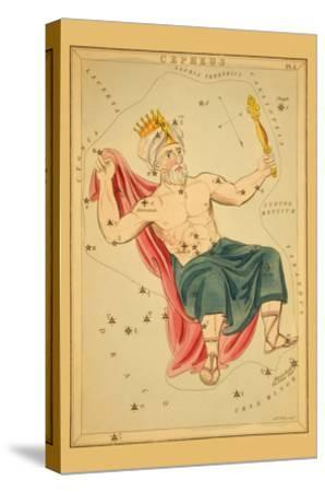 Cepheus-Aspin Jehosaphat-Stretched Canvas Print
