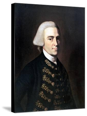 John Hancock (1737-1793)-John Singleton Copley-Stretched Canvas Print