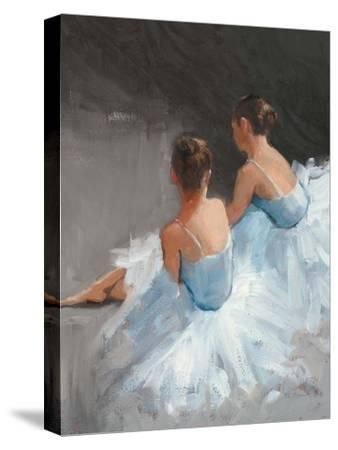 Dancers at Rest-Patrick Mcgannon-Stretched Canvas Print