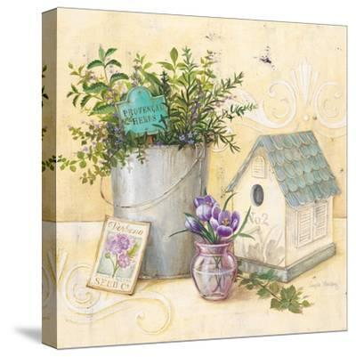 Chef's Garden-Angela Staehling-Stretched Canvas Print