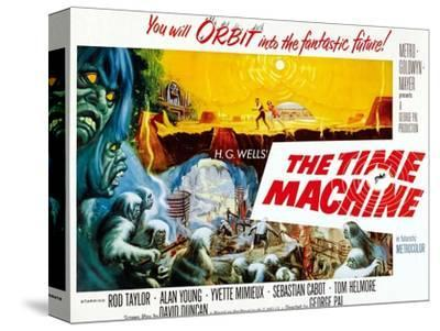 The Time Machine, 1960--Stretched Canvas Print