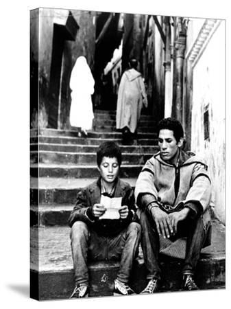 The Battle Of Algiers, Mohamed Ben Kassen, Brahim Haggiag, 1965--Stretched Canvas Print