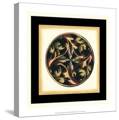Small Ornamental Accents III--Stretched Canvas Print