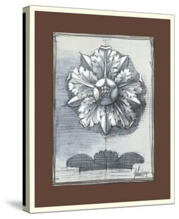 Classical Sketch II-Ethan Harper-Stretched Canvas Print