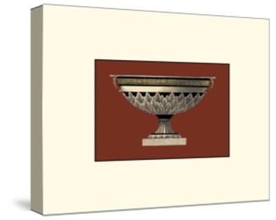 Small Antique Vase III-Da Carlo Antonini-Stretched Canvas Print