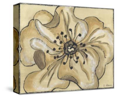 Tone on Tone Petals IV-Slocum Nancy-Stretched Canvas Print