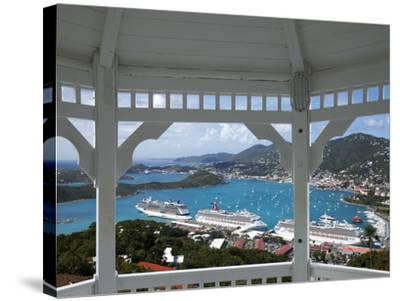 Charlotte Amalie, St. Thomas, U.S. Virgin Islands, West Indies, Caribbean, Central America-Angelo Cavalli-Stretched Canvas Print