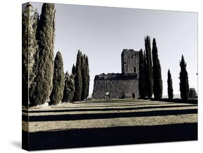 The Fortress-Marco Carmassi-Stretched Canvas Print