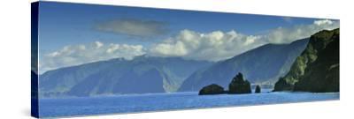 The North Coast of Madeira Island, Near Ribeira Da Janela, Portugal-Mauricio Abreu-Stretched Canvas Print