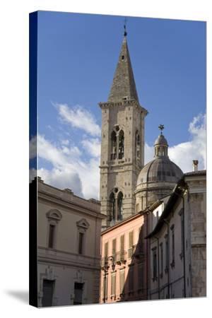 A Church in Sulmona, Italy-Scott S^ Warren-Stretched Canvas Print