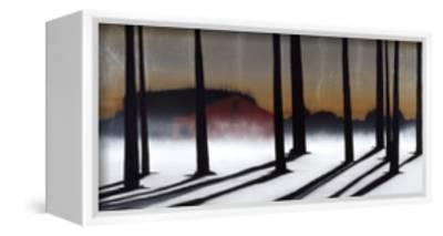 Landscape no. 192-Hamilton Aguiar-Framed Stretched Canvas Print