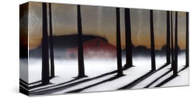 Landscape no. 192-Hamilton Aguiar-Stretched Canvas Print
