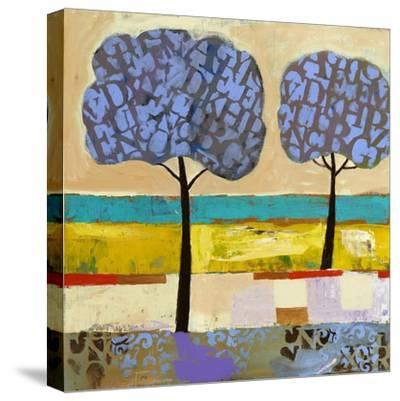 Lake View-Nathaniel Mather-Stretched Canvas Print