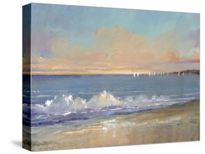 Sailing Breeze II-Tim O'toole-Stretched Canvas Print