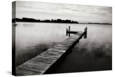 Lonely Dock IV-Alan Hausenflock-Stretched Canvas Print