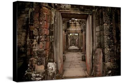 Preah Khan IV-Erin Berzel-Stretched Canvas Print