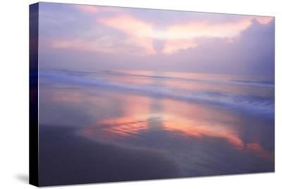 Wrightsville Sunrise III-Alan Hausenflock-Stretched Canvas Print