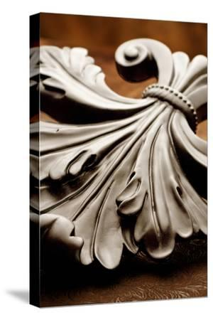 Fleur de Lis I-C^ McNemar-Stretched Canvas Print