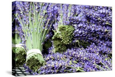 Lavender Bunches I-Dana Styber-Stretched Canvas Print