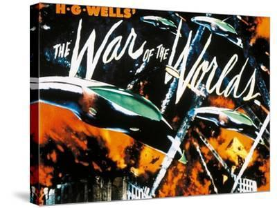 The War of the Worlds, 1953, Directed by Byron Haskin--Stretched Canvas Print