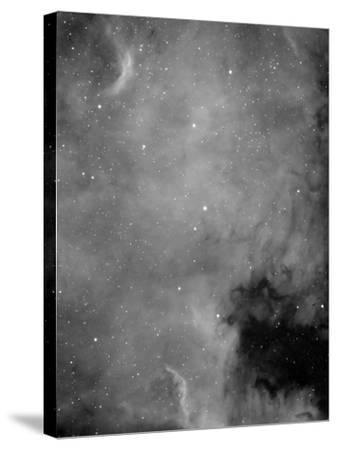 North America Nebula-Stocktrek Images-Stretched Canvas Print