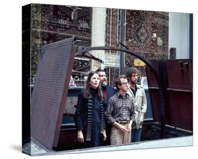 Annie Hall--Stretched Canvas Print
