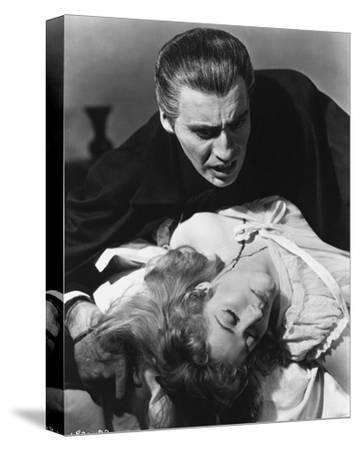 Dracula--Stretched Canvas Print