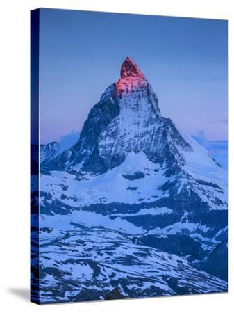 Matterhorn, Zermatt, Valais, Switzerland-Jon Arnold-Stretched Canvas Print