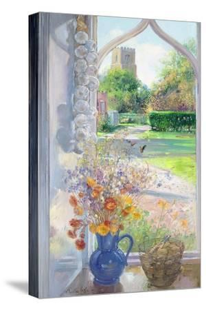 Autumn Still Life-Timothy Easton-Stretched Canvas Print