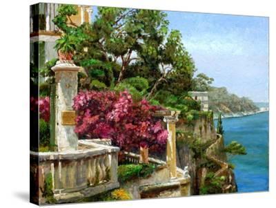 Serene Sorrento, 2006-Trevor Neal-Stretched Canvas Print