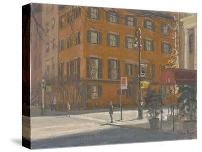 Gramercy Park, New York, 2010-Julian Barrow-Stretched Canvas Print