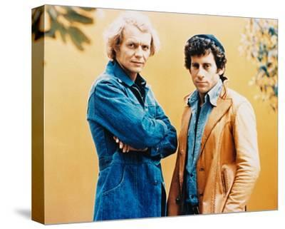 Starsky and Hutch (1975)--Stretched Canvas Print