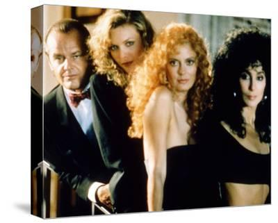 The Witches of Eastwick (1987)--Stretched Canvas Print