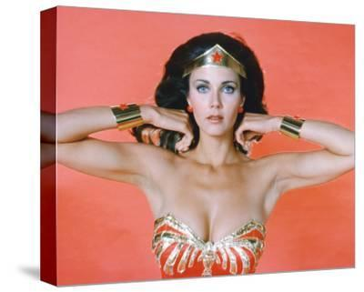 Wonder Woman--Stretched Canvas Print