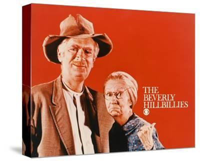 The Beverly Hillbillies (1962)--Stretched Canvas Print