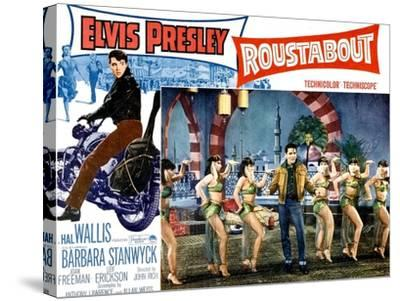 Roustabout, Elvis Presley, 1964--Stretched Canvas Print