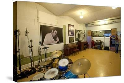 Sun Studio in Memphis Tennessee--Stretched Canvas Print
