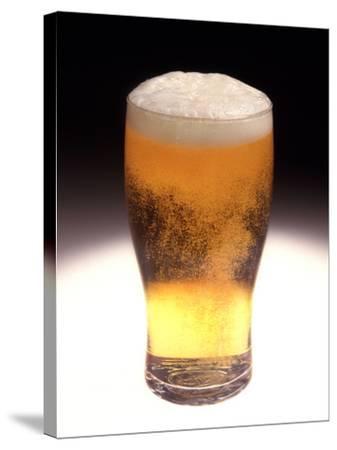 Pint of Beer-Victor De Schwanberg-Stretched Canvas Print