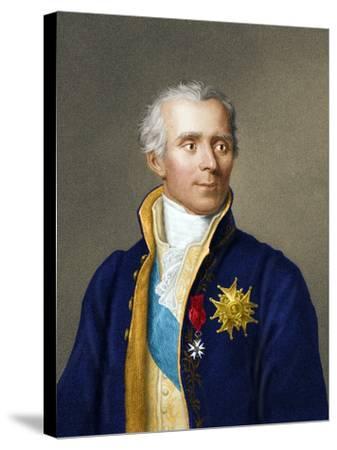 Pierre Simon, Marquis De Laplace-Maria Platt-Evans-Stretched Canvas Print